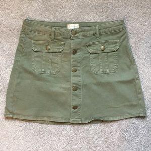 Altar'd State Skirt
